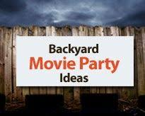 Backyard Movie Party Ideas by 11 Fun Back To Traditions To Start With Your Kids This Year