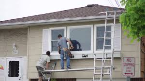 replacement window installation double hung windows and picture