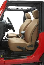 seat covers jeep wrangler bestop custom tailored front seat covers for 07 12 jeep wrangler