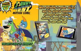 johnny test johnny x android apps on google play