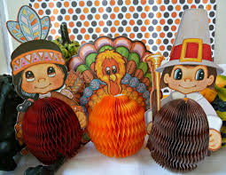 October Decorations 080207 Thanksgiving Vintage Decorations Decoration Ideas For The