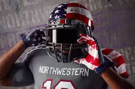 Flag Football St Louis Authentically Distressed The Problem With Northwestern U0027s Flag