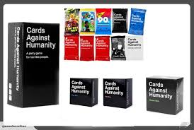 cards against humanity expansion pack ultimate 17 pack cards against humanity card green expansion