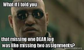 Two Picture Meme Maker - meme creator what if i told you that missing one dear log was like