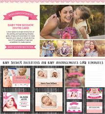 Editable Invitation Cards Free Download Baby Announcement Card And Baby Shower Templates Free Download