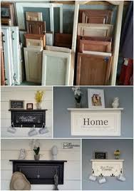 Painted Old Kitchen Cabinets How To Make An Easy Welcome Sign Out Of A Repurposed Cabinet Door