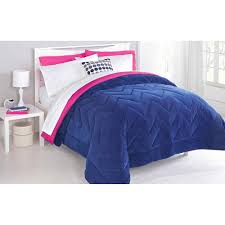 Comforters From Walmart Harmony At Home Martina 5 Piece Reversible Bedding Comforter Set