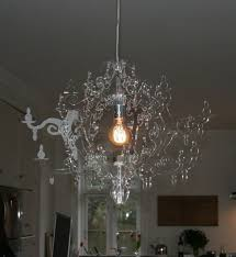 Sculptured Chandelier Lovely Acrylic Chandelier Design Inspiration Home Designs