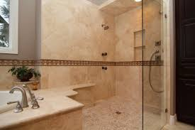 Travertine Tile Bathroom Ideas Interior Travertine Tiles For A House