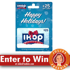 ihop gift cards 1202 winners ihop n go breakfast monday deals sweepstakes and