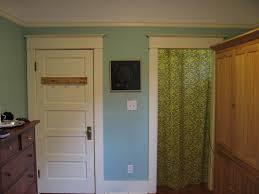 Closet Curtain How To Make A No Sew Closet Curtain