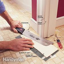 vinyl flooring installation how to install a sheet vinyl