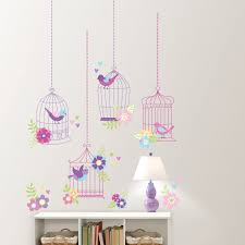 Chandelier Wall Stickers Wall Pops Owl Tree Wall Decal Kit Kids And Nursery Wall Art At