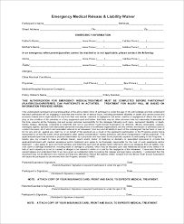 blank medical formssample medical waiver form fsu mba gmat waiver