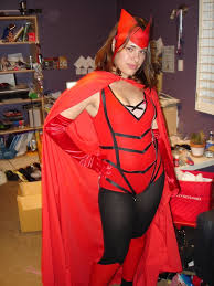 avengers age of ultron cosplay day 3 u2013 scarlet witch he geek