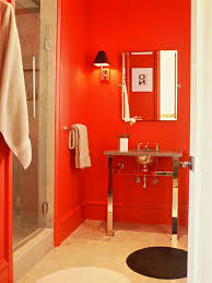 Red Bathroom Accessories Sets by Bathroom Wonderful Modern Bathroom Black Red And White Tiles