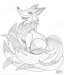 cool coloring pages adults coloring cool coloring pages for adults as well as cute fox
