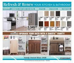 menards kitchen cabinet door knobs menards flyer 02 09 2020 02 22 2020 page 15 weekly ads