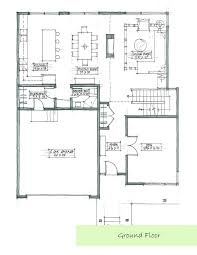 custom home plans green home house plans the meadow green custom home model ground