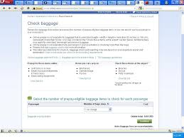 paying baggage fees in advance flyertalk forums