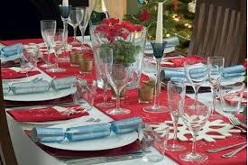 Christmas Table Decorations Ideas 2011 by Lovely Christmas Decoration Ideas For Your Home Christmas