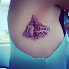 40 magical harry potter tattoo ideas to bring out your inner wizard