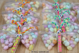 Pretzel Bags For Favors Butterfly Craft Snack Bags My Frugal Adventures