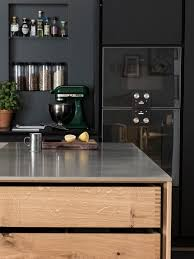 black modern kitchens kitchen of the week a culinary space in copenhagen by garde
