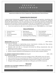 Resume Sample Administrative Assistant by Small Business Owner Resume Sample Administrative Assistant
