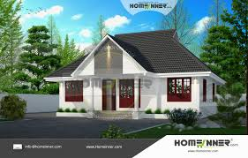 Home Building Plans And Costs Http Www Homeinner Com Low Cost House Kerala Plan Photos 965 Sq