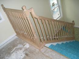 Banister Attachment Stair Railing Gooseneck Transition With Different Stair