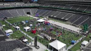 Metlife Stadium Floor Plan by 2017 Health And Fitness Expo Maps For The Event Nbc New York