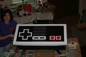 Nintendo Controller Coffee Table Controller U2013 Geek Crafts