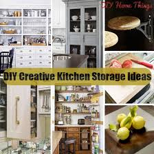 creative kitchen storage ideas creative kitchen storage ideas for a small kitchen diy home things