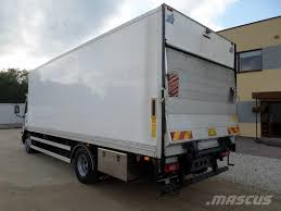 used volvo fl615 4x2 manual lift thermo king spectrum reefer