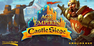 microsoft siege this is age of empires castle siege เตร ยมปล อยลง