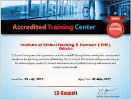 about institute of ethical hacking and forensic bhubaneswar odisha