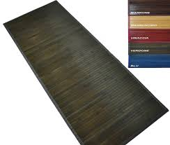 tappeti lunghi per cucina tappeto bamb禮 m cm 50x80 tuttitappetini