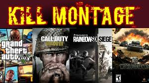 kill montage call of duty wwii rainbow six siege gta 5 online