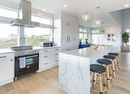kitchen beach design a beach house kitchen with a view port aransas tx aquamarine