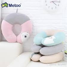 Neck Cusion 2017 Metoo U Pillow Nap Neck Cushion Plush Stuffed Piollows Animal