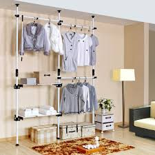 furniture gorgeous small walk in closet design and decoration