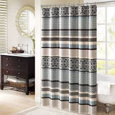 Horse Shower Curtains Sale Shower Curtains U0026 Rods Extra Long Shower Curtains Jcpenney