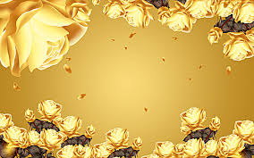 gold flowers golden flowers background photos 226 background vectors and psd