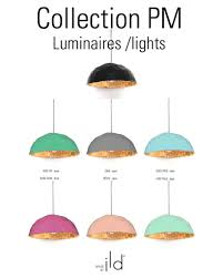 lanterne de sol en papier collection pm luminaire en papier maché et feuilles d u0027or choix