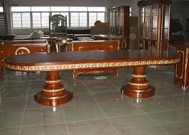 Custom Dining Room Tables - custom luxury dining room furniture sets 180cm wood rectangular