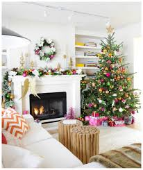 Christmas Decorations For Homes 15 Beautiful Ways To Decorate The Living Room For Christmas