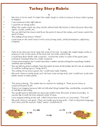 thanksgiving from the turkey s point of view writing assignment