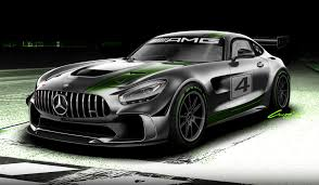 2018 mercedes e class coupe racecar rendered as monster that will