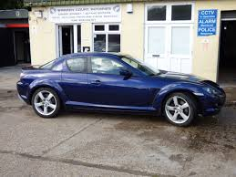 rx8 car rx8 1 3 for sale rx8 stormy blue mica for sale